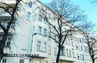 2 room apartment in Charlottenburg-Wilmersdorf, 55 m²