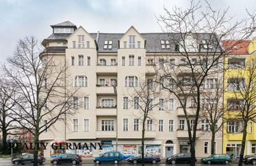 Apartment – Friedrichshain-Kreuzberg, Berlin, Germany