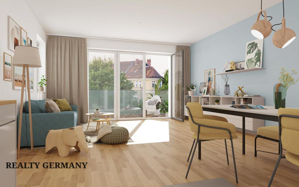 2 room new home in Mitte, 52 m², photo #2, listing #77247828