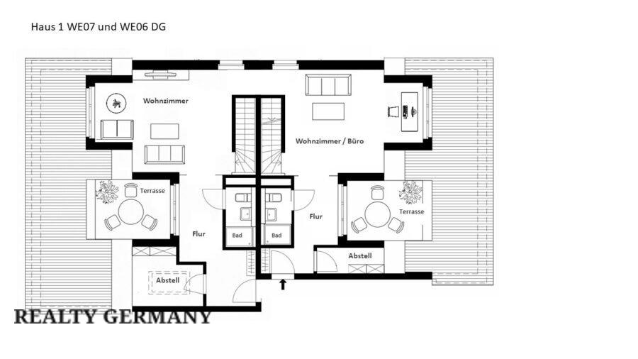 9 room new home in Teltow, 260 m², photo #8, listing #81573576