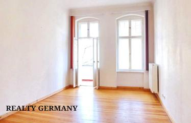 4 room apartment in Schöneberg, 115 m²