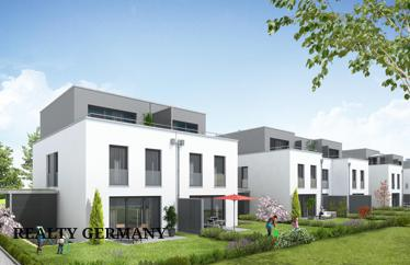 Terraced house in Bad Vilbel, 165 m²
