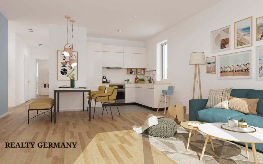 2 room new home in Mitte, 52 m², photo #1, listing #77247828