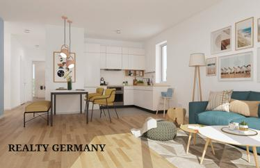 New home in Mitte