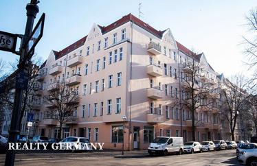 3 room apartment in Mitte, 75 m²