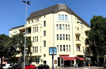 2 room apartment in Charlottenburg-Wilmersdorf, 51 m²
