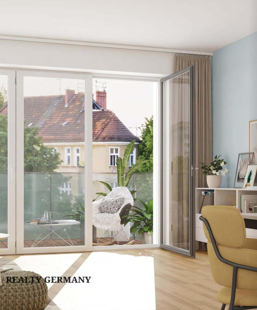 2 room new home in Mitte, 52 m², photo #3, listing #77247828
