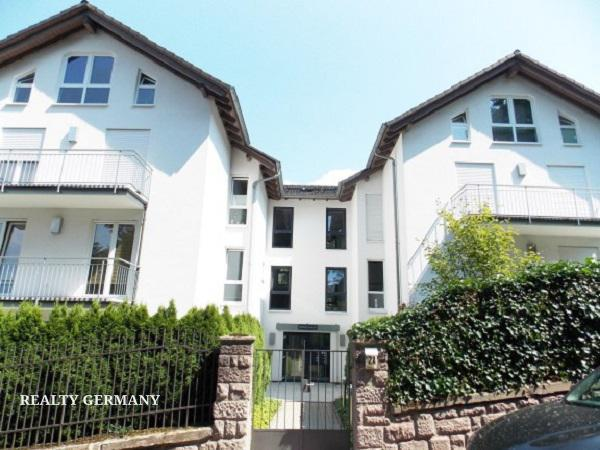 Apartment in Baden-Baden, photo #1, listing #73165134