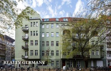 4 room buy-to-let apartment in Prenzlauer Berg, 135 m²