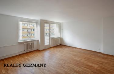 1 room apartment in Wilmersdorf, 37 m²