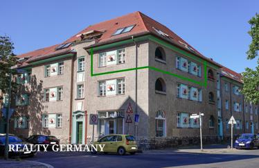 3 room buy-to-let apartment in Spandau, 88 m²