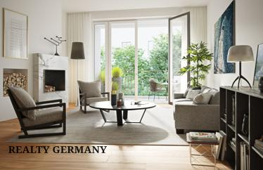 3 room new home in Wilmersdorf, 102 m²